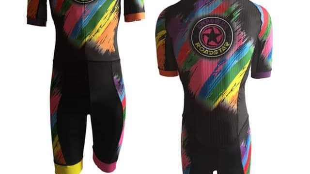 Copy of Rainbow Brush Racing Fit