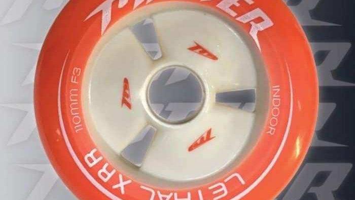 Matter XRR indoor wheel F3 110mm and 100mm