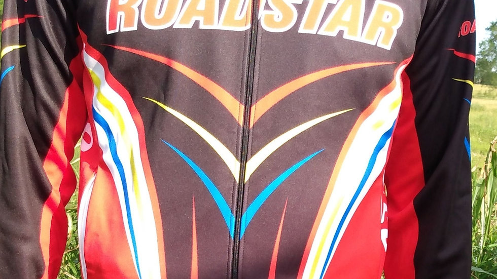 Roadstar Bear Creek Inline and Quad Challenge Edition fleece jackets