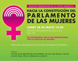 Parlamento de La Mujer