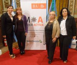 Presentación Mujer Activa- Pcia. Bs