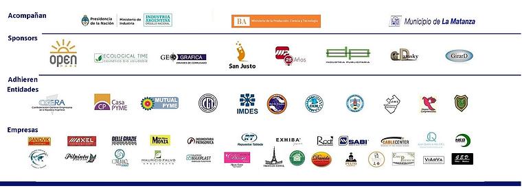 Sponsors y empresas