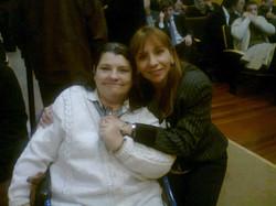 Nuestra amiga Monica Aguirre Calviño