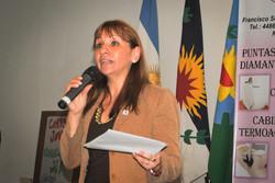Gladys Damsky Vicepresidente