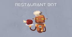 Restaurant bot