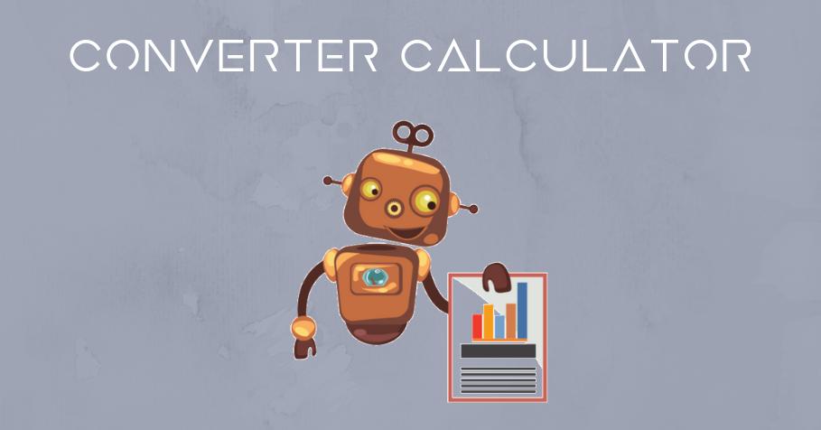 Converter calculator