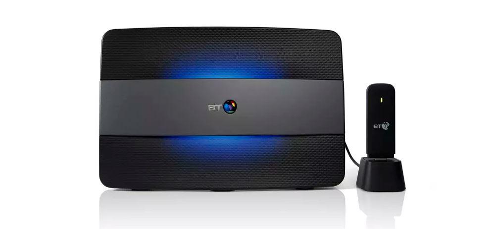 BT Smart Hub 4G Assured