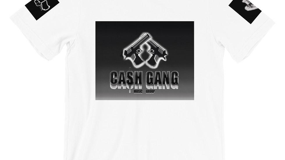 SLCG family hands T-shirt (Cash Gang *music group*)