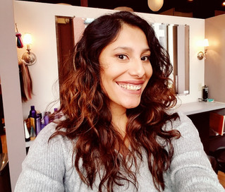 Are you having trouble styling your curly hair the next day?