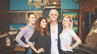 Celebrity Hair Stylist Ric Pipino