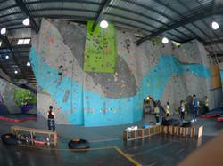 Main Top Rope Wall