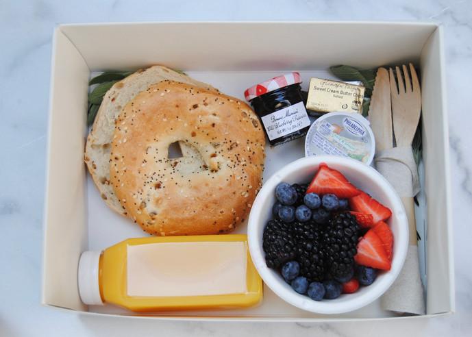 Boxed Breakfast
