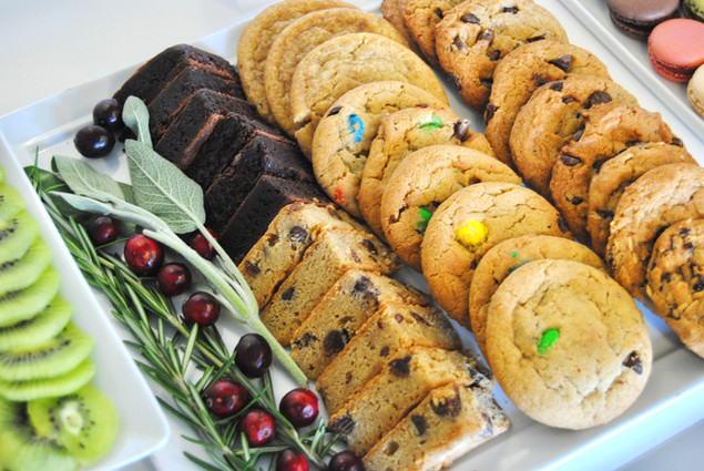 Assorted Cookie and Brownies