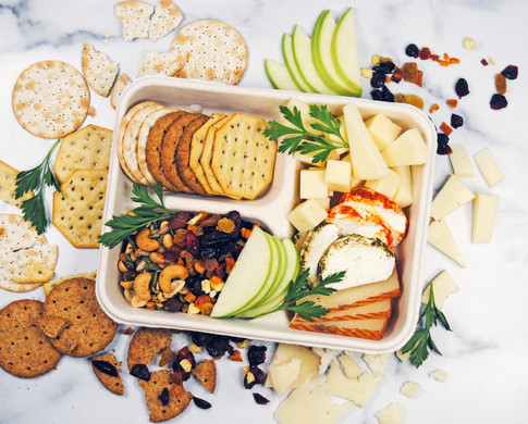 Cheese Snack Box