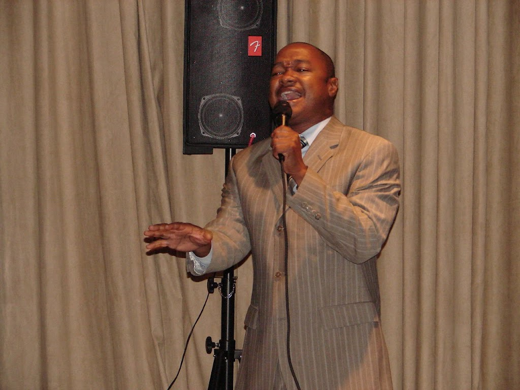 Gospel Recording/ Artist David Daughtry