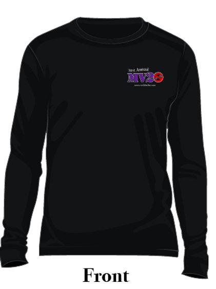 Official 2018 Race Dry Fit T-shirt