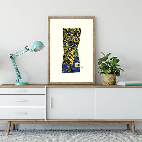 Rami Maymon   Lion Rug - 2018