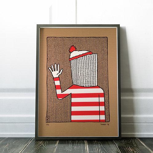 Thales | where is Waldo