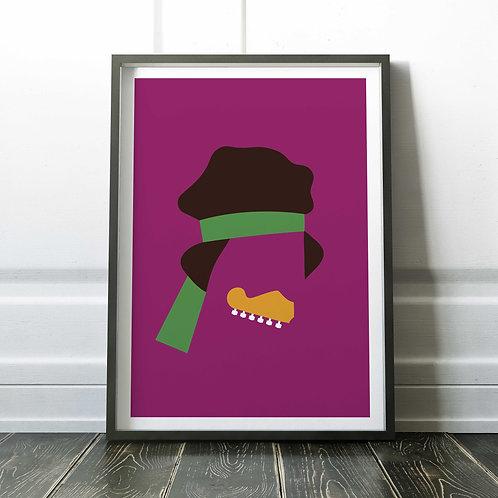 Omri Cohen - Jimi Hendrix