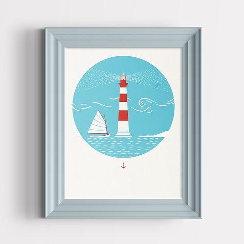 Osnat Feitelson - lighthouse