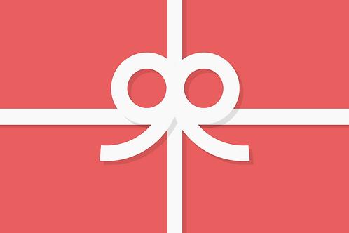 Hamelaha Gift Card / גיפט קארד