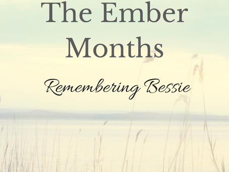 The Ember Months