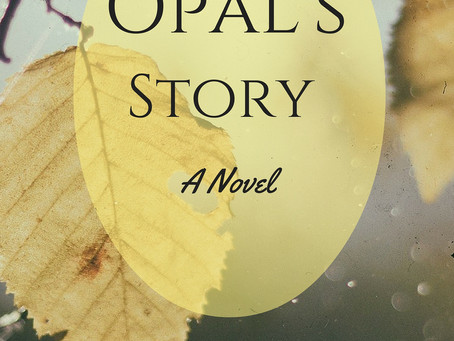 New Image for Opal's Story via Canva