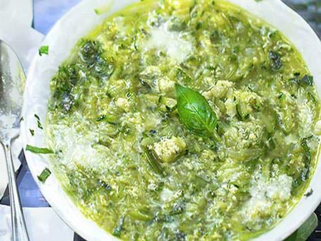 Tom's Zucchini Soup