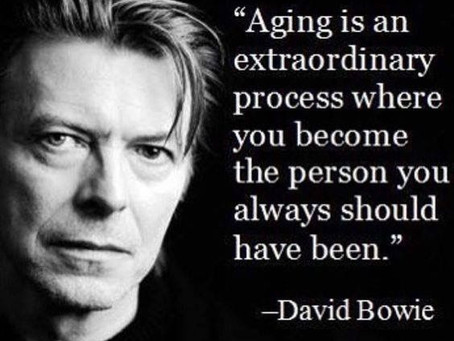 Aging is Extraordinary