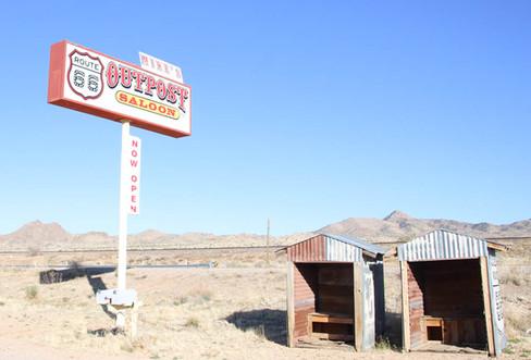 Mike's Outpost Kingman, AZ