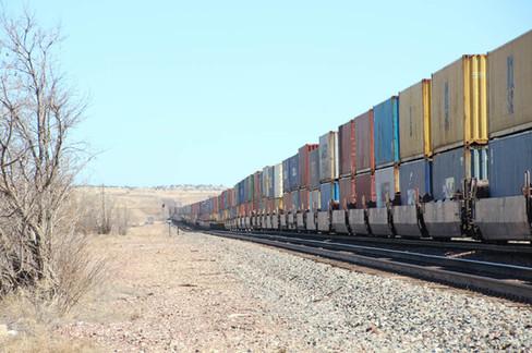 Railroad New Mexico