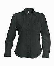 Dámská reklamní košile zinc