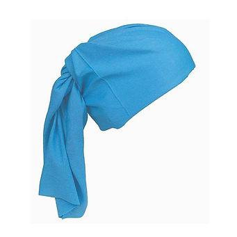Reklamní víceúčelový šátek světle modrý
