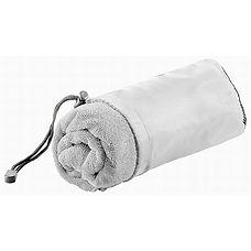 Reklamní froté ručník z mikrovlákna bílý