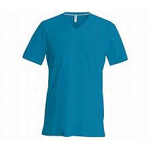 Pánské reklamní triko tropical blue