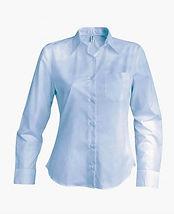 Dámská reklamní košile bright sky