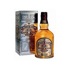 Chivas Regal 12yo 0,7 l 40% reklamní alkohol