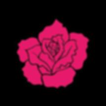 Pink Rose Graphic