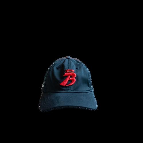 B LOGO HATS