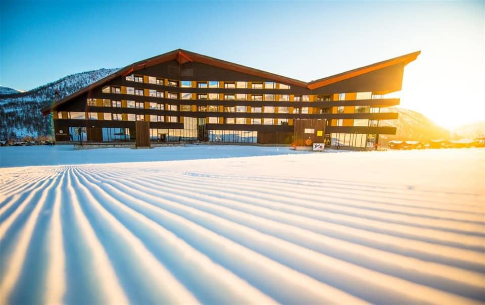 Myrkdal hotel