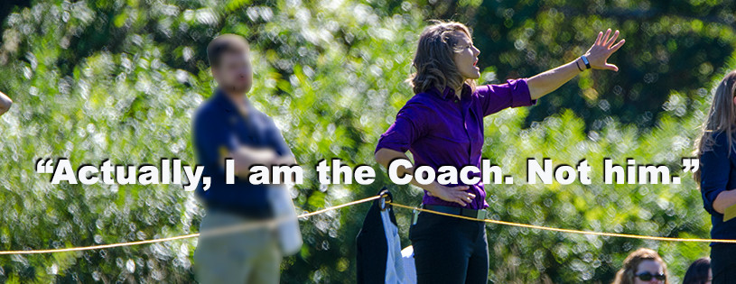 The Realities Female Coaches Face and how to become an Ally.