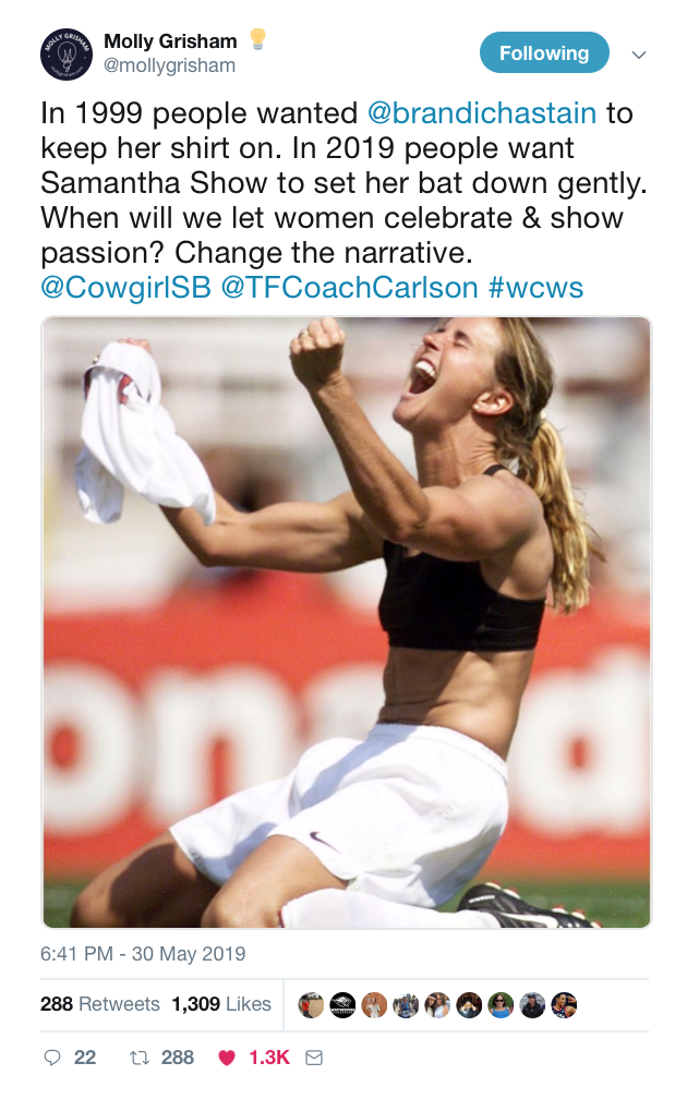 How Ignoring our History Holds Us Back: Female Athlete Behavior