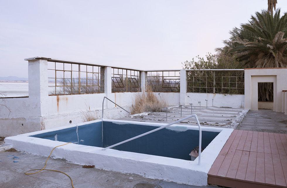 desierto piscina Mojave eeuu