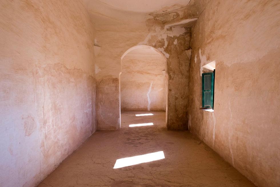 Desierto Marruecos Casa