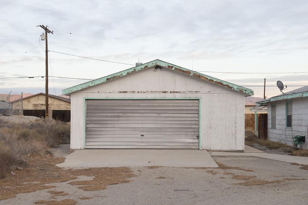 desierto casa Mojave eeuu