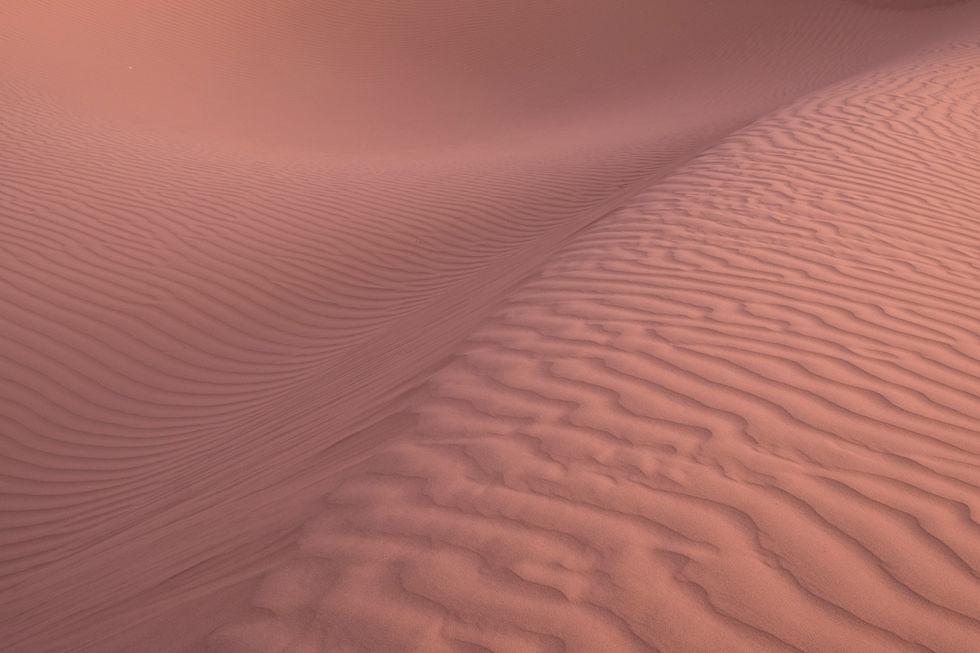 Desierto Arena dunas