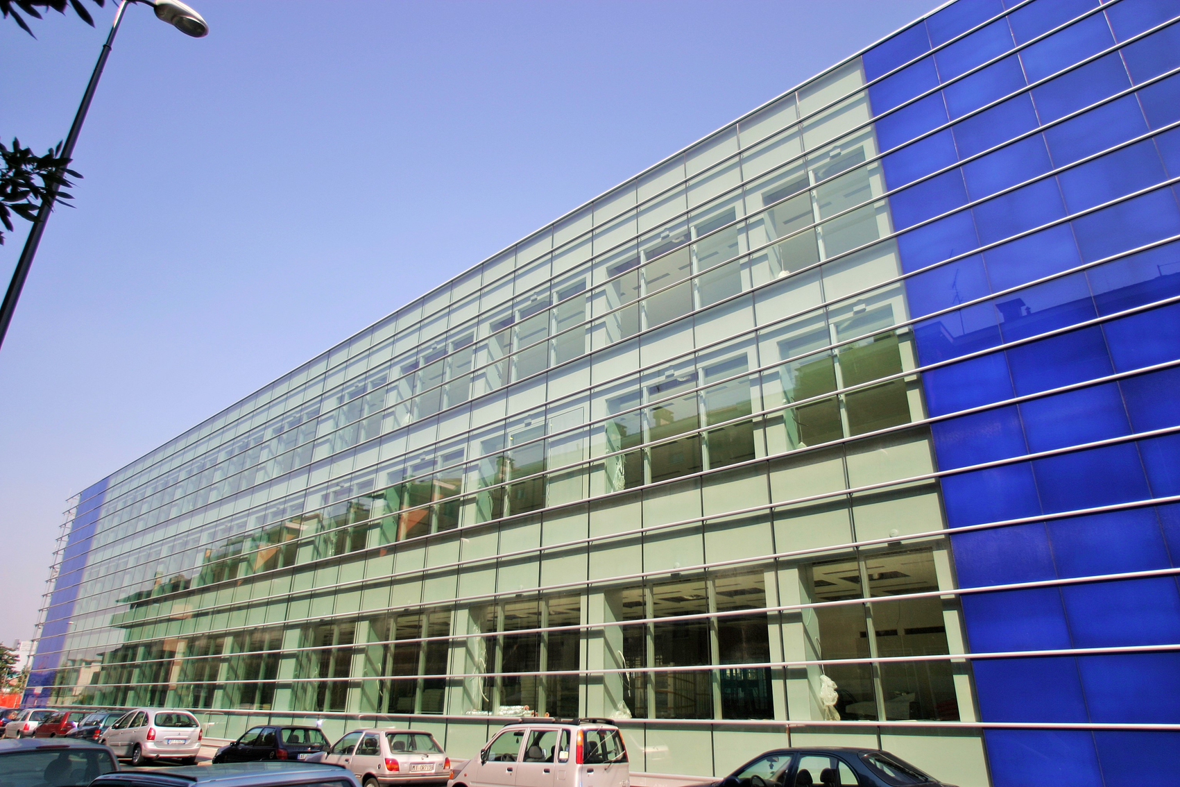 Blu Building | Milano