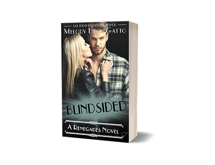 Blindsided - Renegades Series Book 7