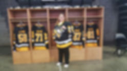 Pittsburgh Hockey Romance Author