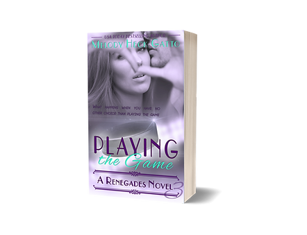 Playing the Game - Renegades Series Book 3